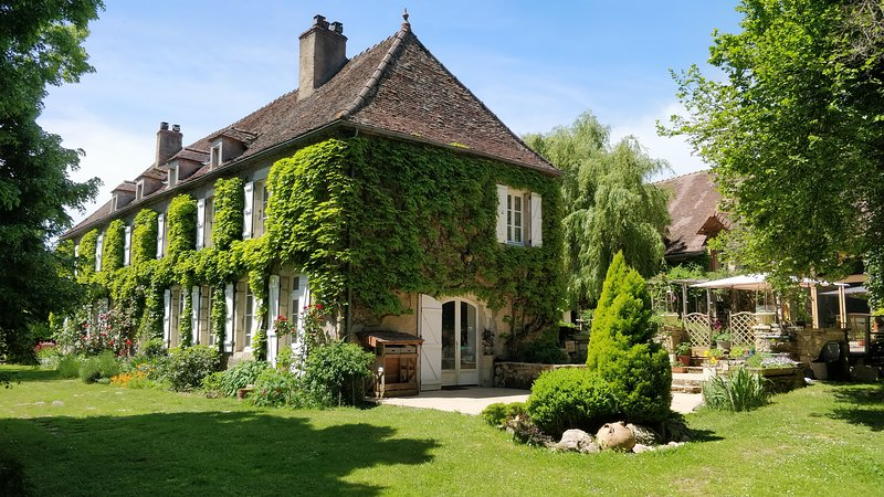 Manoir Delarue gîte and B&B - The coach house, holiday rental in Lapeyrouse