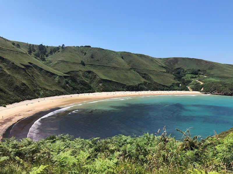 Playa de Torimbia- Niembro
