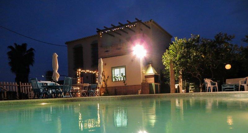 Casa rural La Estrella, holiday rental in Gibralgalia