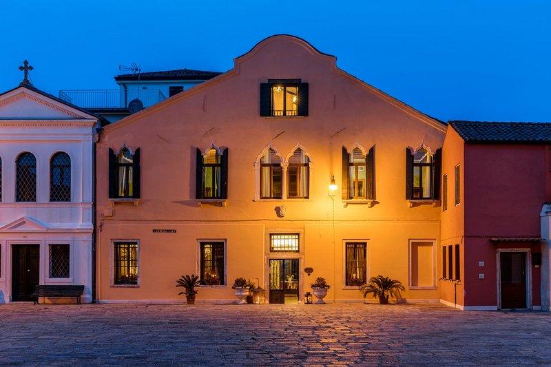 Luxury 15th century Villa, holiday rental in Lido di Venezia