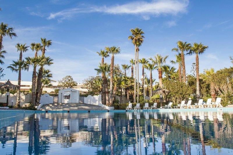 kartibubbo tra mare e piscina, holiday rental in Campobello di Mazara