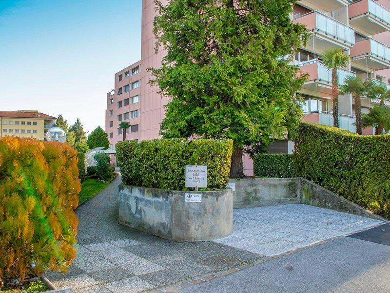 Lido App. 46, holiday rental in Locarno