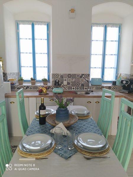 Villa Evdokia Kasos, holiday rental in Kásos