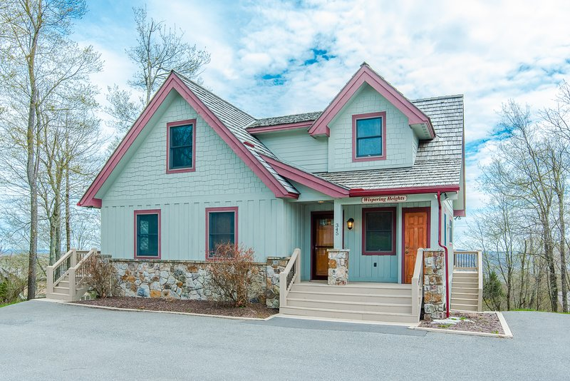 Wispering Heights, vacation rental in McHenry