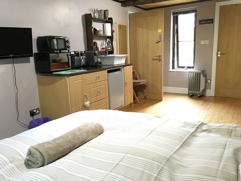Stunning Large independent Room, vacation rental in Eastleigh