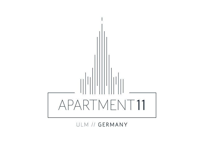 modern 3 room Penthouse Apartment with Cathedral view, alquiler de vacaciones en Ulm