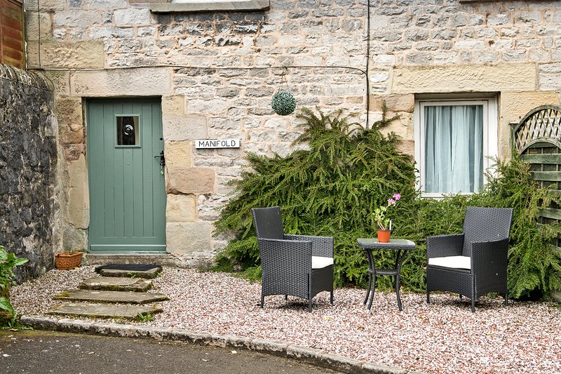 Manifold Cottage in Hartington, vacation rental in Wetton