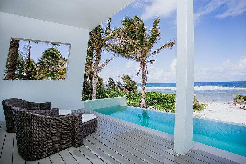 Coast Cook Islands - Rarotonga 2 Bedroom Beachfront  Pool Villa, vacation rental in Rarotonga