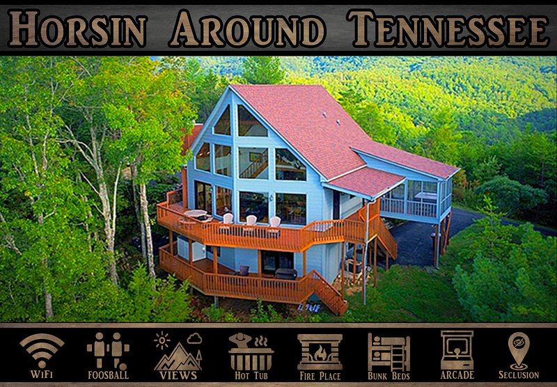 Horsin Around Tennessee, vacation rental in Townsend