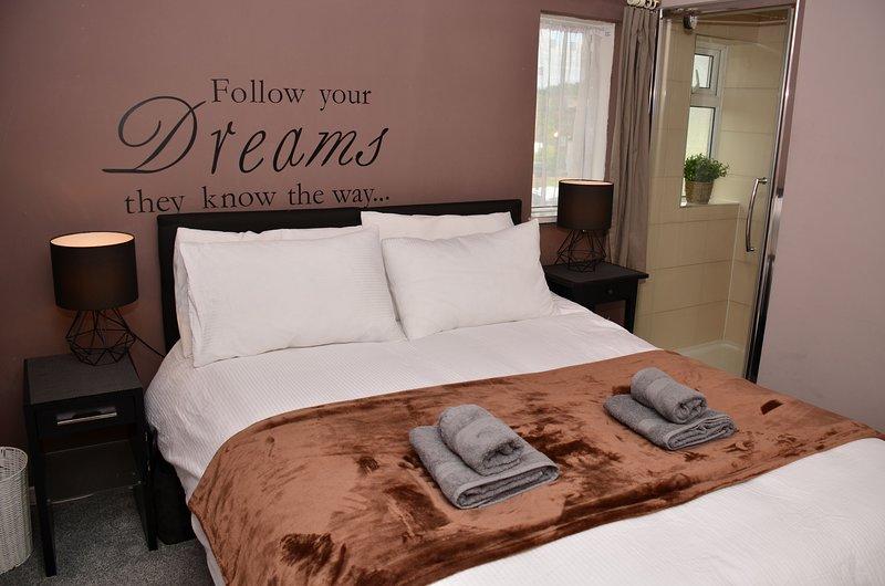 Deluxe Room, alquiler vacacional en Colnbrook