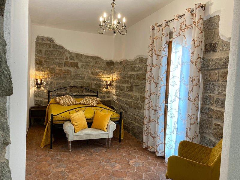 Casa Antica Nonna Gina, holiday rental in Terravecchia-portoquadro