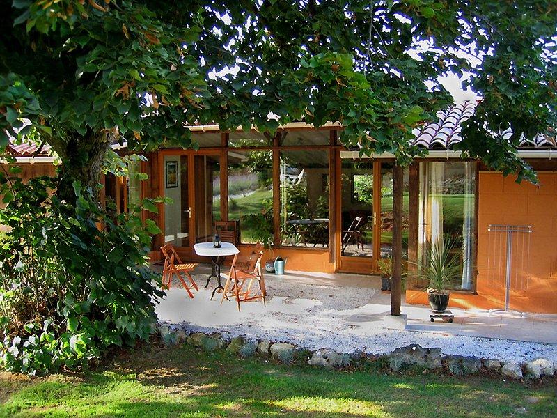 Maison pour 4 personnes - Le cottage de Lucé, location de vacances à Fléac-sur-Seugne
