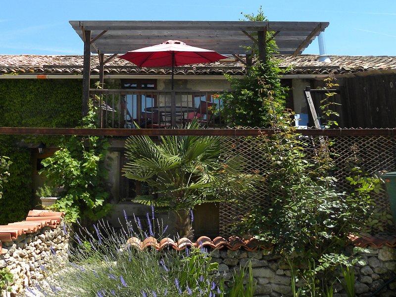 Maison pour 4 personnes - L'atelier, location de vacances à Fléac-sur-Seugne