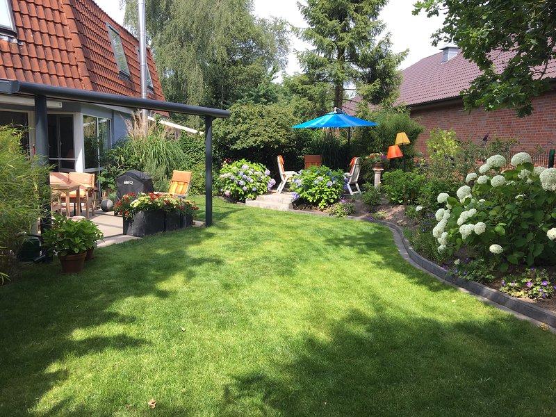 Urlaubsoase Worpswede, holiday rental in Worpswede