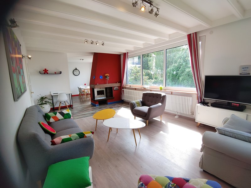 Chemin des Vignerons  4**** METZ Lorraine, holiday rental in Longeville-les-Metz