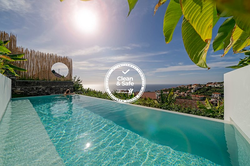 Casa da Vargem I, with swimming pool for small families., Ferienwohnung in Canhal