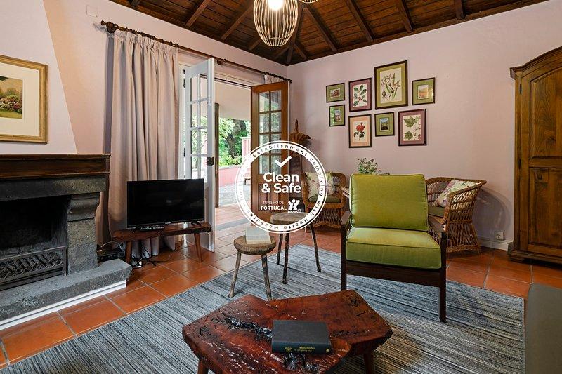 Casa do Lanço II, wine and Laurissilva forest., location de vacances à Sao Vicente