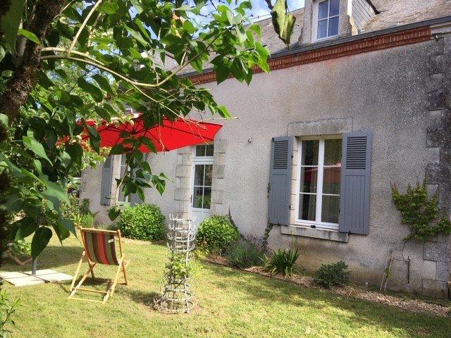 Pour amoureux de la nature situé dans le Parc Naturel Régional de la Brenne, casa vacanza a La Bussiere