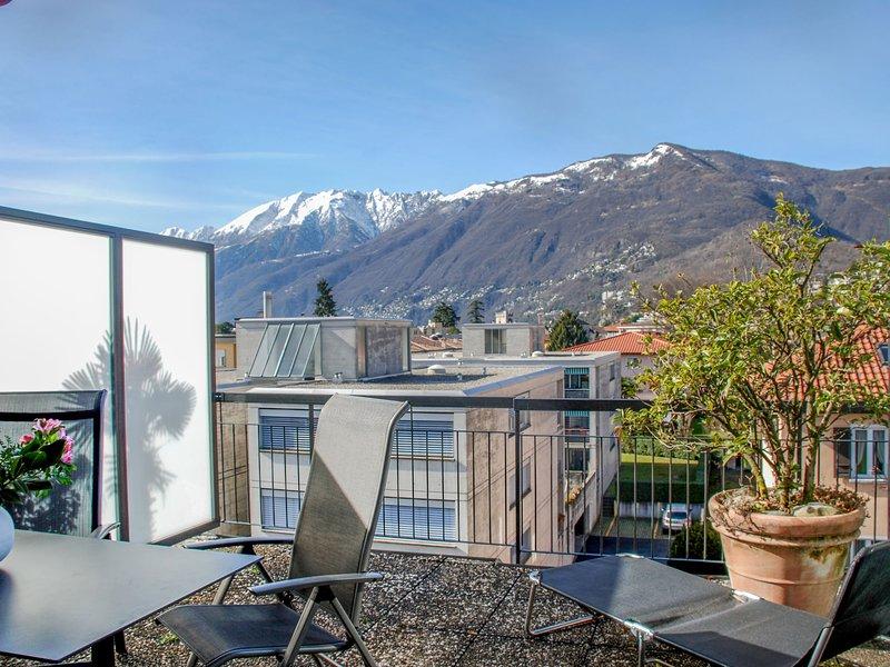 Corallo (Utoring), alquiler vacacional en Ascona