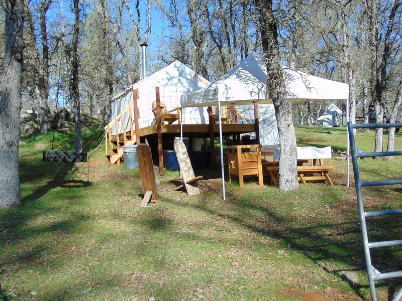 Tentrr Signature Site - Trank Family Farm Gold Campsite 1, holiday rental in Oregon House