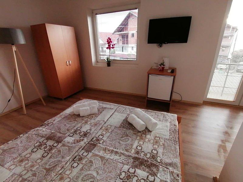 Pegasus Apartments, location de vacances à Pestani