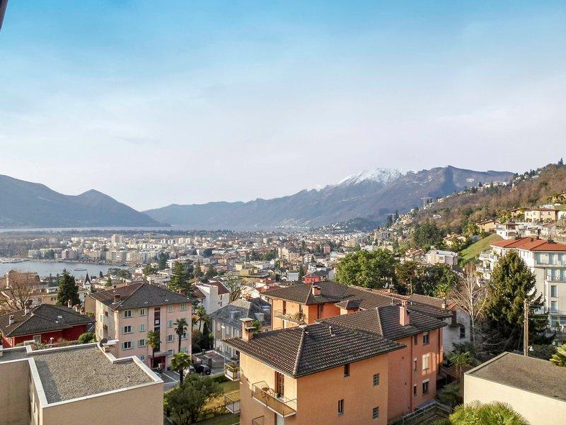 Condominio Collina, holiday rental in Brione sopra Minusio