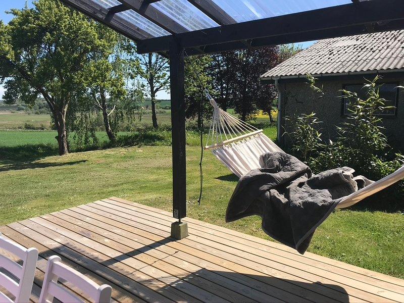 Ferielejlighed med skøn udsigt, location de vacances à Haderslev