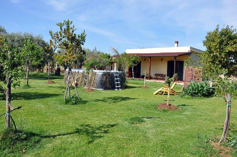 Hiresicily - Casale della Pergola - Eco-friendly, holiday rental in Noto