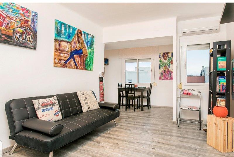 Apartamento Baba, vacation rental in Cornella de Llobregat