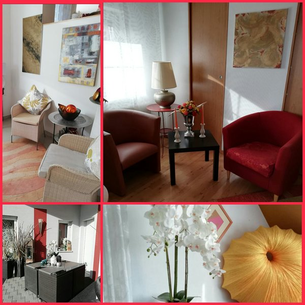 Home sweet home - Tiny flat, alquiler vacacional en Gundersdorf