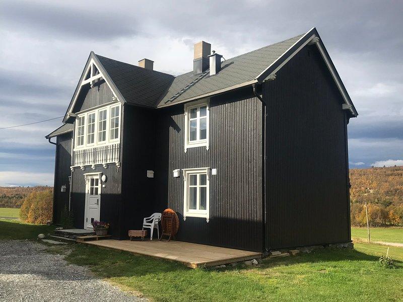 Ellen-rommet Farm ground floor appartment, alquiler de vacaciones en Trondelag