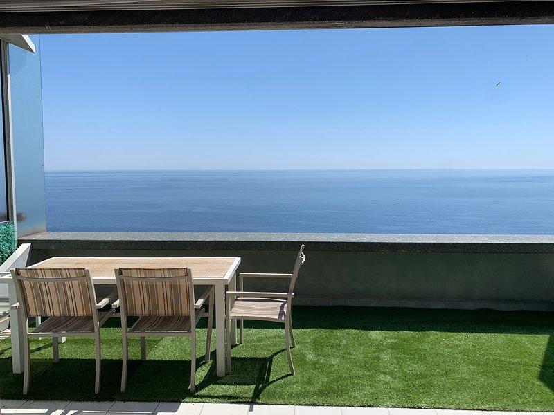 Viangella - The Best view! Top floor 2 km from Monaco!, vacation rental in Monaco-Ville