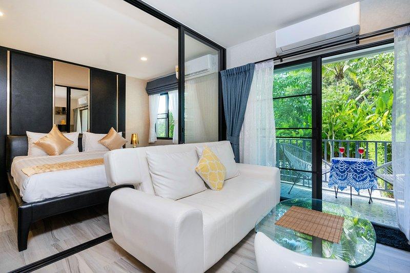 The Title Residence Naiyang by Naiyangrental F113, location de vacances à Sakhu