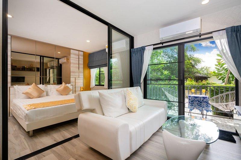 The Title Residence Naiyang by Naiyangrental F110, vacation rental in Nai Yang