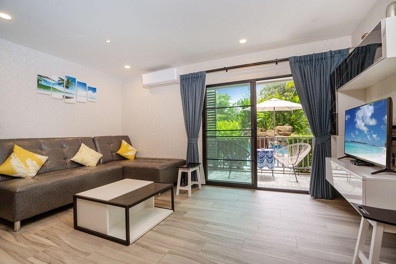 The Title Residence Naiyang by Naiyangrental F107, aluguéis de temporada em Nai Yang