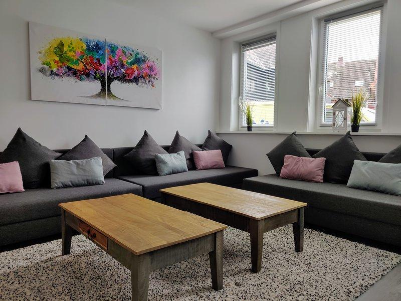 Tolles Ferienhaus für 15-22 Personen mit Garten im Oberharz!, vacation rental in Sankt Andreasberg
