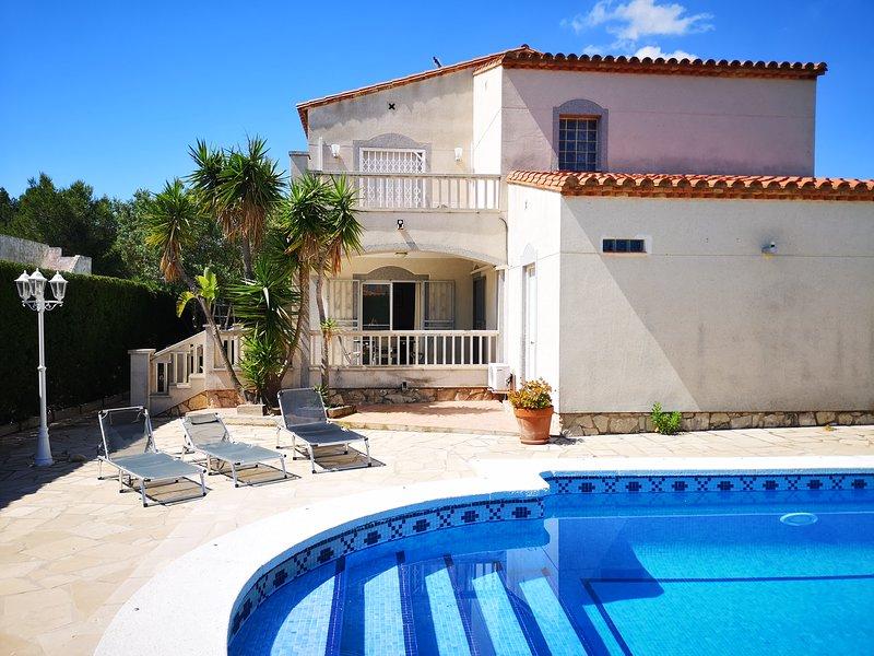 VILLA MARGA, holiday rental in Miravet