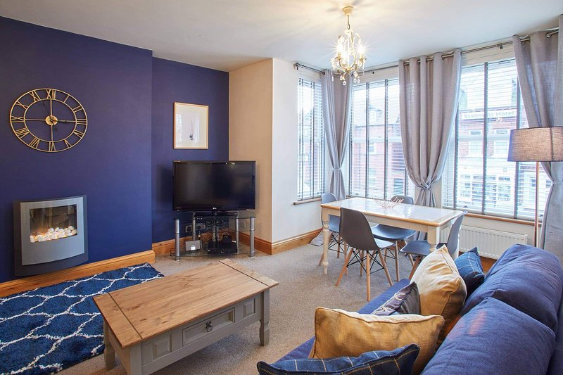 Kittywake Apartment, holiday rental in Whitby
