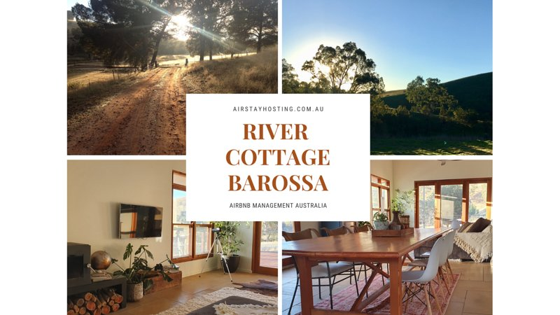River Cottage, Barossa, holiday rental in Angaston