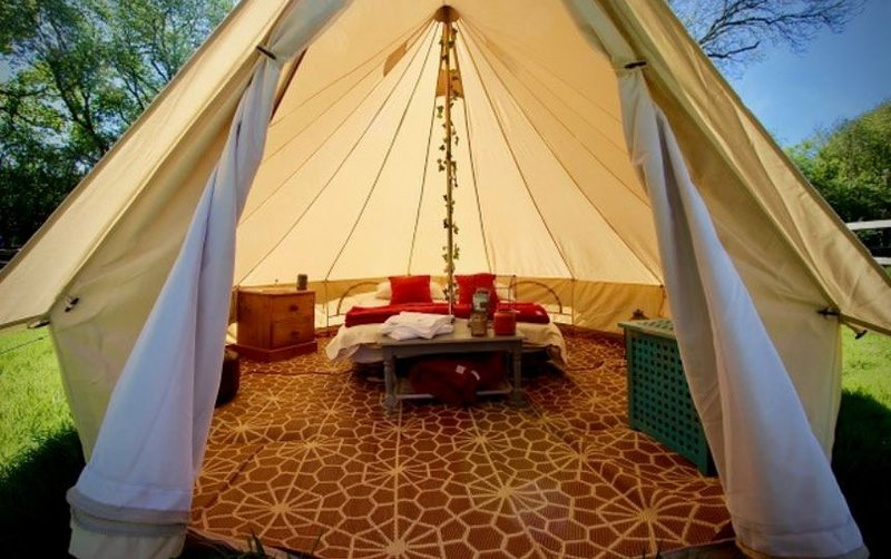 The Willows Glamping, alquiler vacacional en Danehill