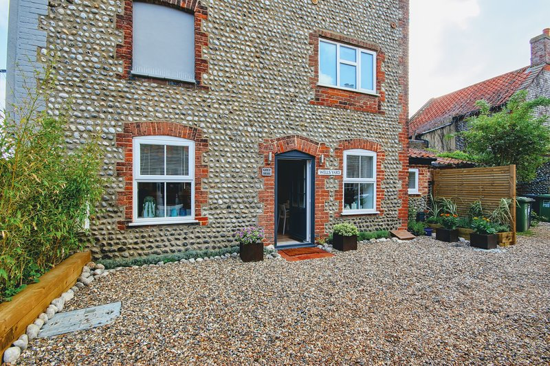 Luxury Townhouse by the Sea, alquiler vacacional en Aylmerton