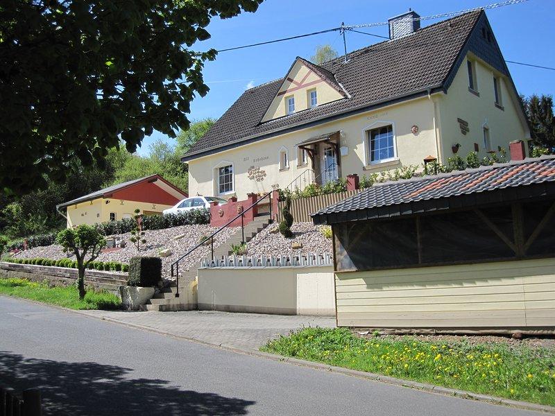 Ferienhaus 'Alt Bahnhaus', alquiler de vacaciones en Wolfstein