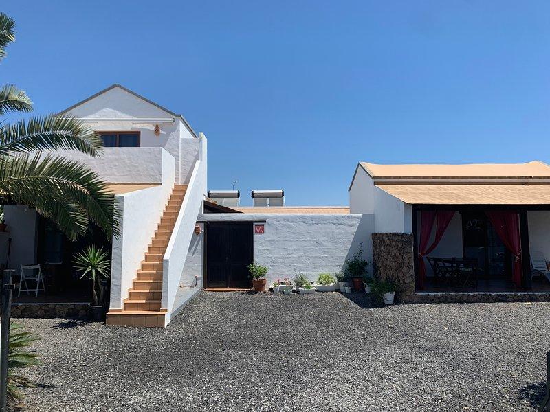 Casa Remo, location de vacances à Lajares