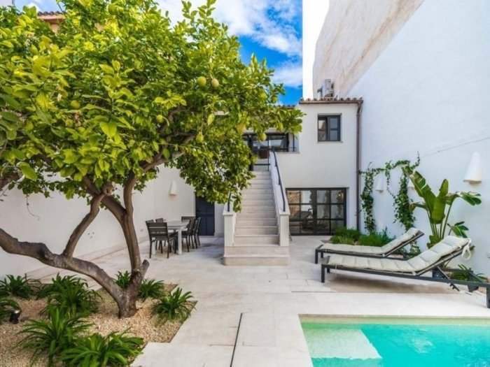 Can Montis - house with private swimming pool in Palma, vacation rental in San Simon