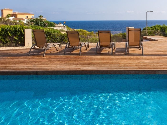Sa Cova Blanca - Villa with stunning sea views and private pool in Cala Pi, vacation rental in Cala Pi