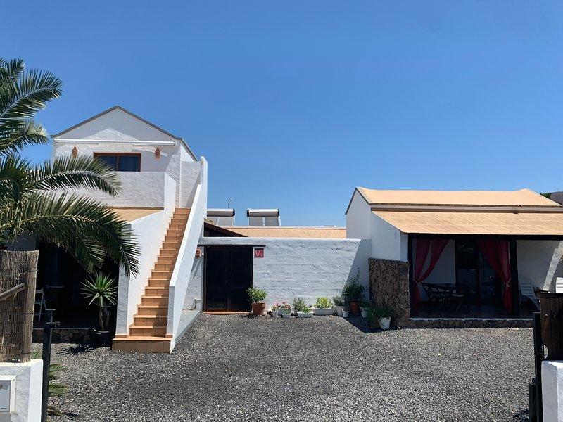 Casa Remo., location de vacances à Lajares
