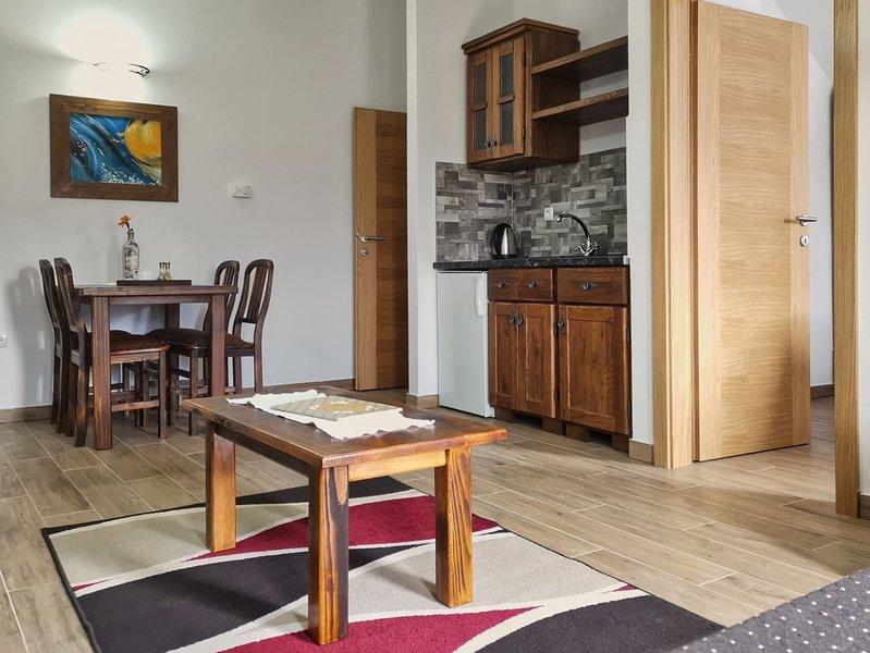 Plitvice lakes apartment  for 2+2 persons H4, alquiler de vacaciones en Jezerce