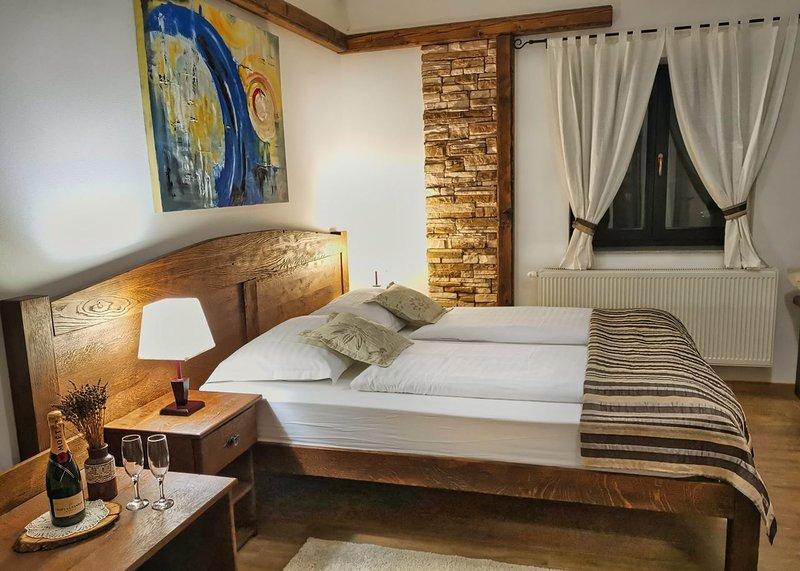 Etno garden exclusive H2, alquiler de vacaciones en Jezerce
