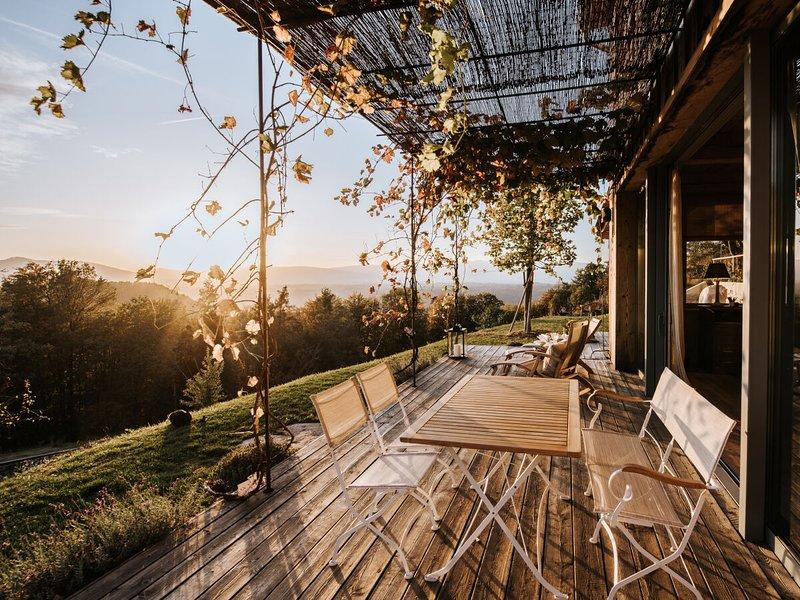 SCHMIEDHANSL HUBE - Ferien bei Osmann*s, holiday rental in Eibiswald