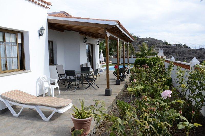 VILLA ESTRELLA, aluguéis de temporada em Tijarafe
